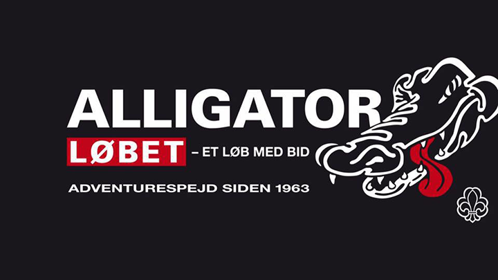 alligatorløb logo